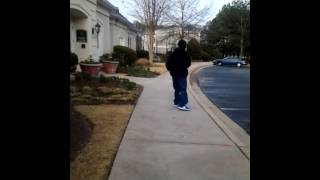 Swag walk in Conyers