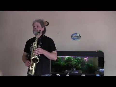 Baixar Personal Jesus (cover - Johnny Cash) ( by saxoaltoetienne)