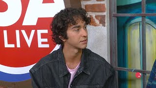 Behind the scenes of Alex Wolff's latest film
