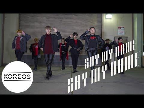 [Koreos] ATEEZ(에이티즈) - Say My Name Dance Cover 댄스커버