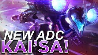 Gosu - New ADC: Kai'Sa!