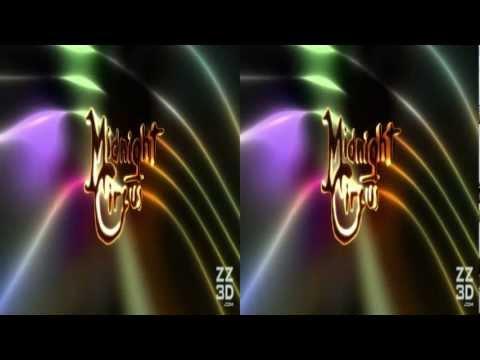 Midnight Circus 3D - Smirnoff [Teaser] 3D video by ZZ3D Studio