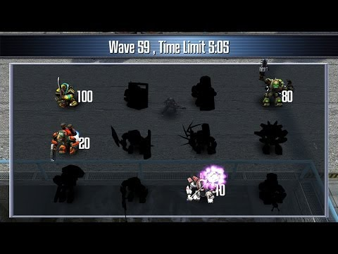 Robot Tsunami Gas Plant Campaign Wave 59