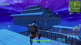 I Bet You Haven't Gotten This High Up In Fortnite