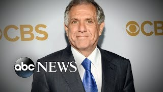 CBS board to meet as CEO faces sexual misconduct allegations