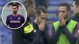 Davide Astori Death-Football Player Reactions After Hearing Davide Astori Death News