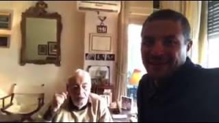 جميل راتب ينفي شائعات وفاته بمقطع فيديو     -