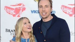 Dax Shepard Defends Kristen Bell After She Said She Vapes Weed Around Him