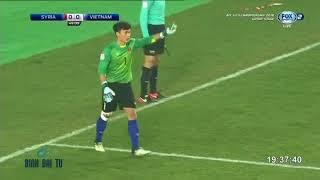 U23 Châu Á 2018: U23 Việt Nam - U23 Syria (Hiệp 2)