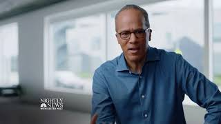 """NBC Nightly News"" Understanding Matters Image Campaign: Human"