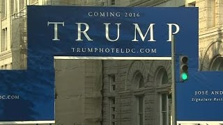 Are illegal immigrants working on  Donald Trump's ne...