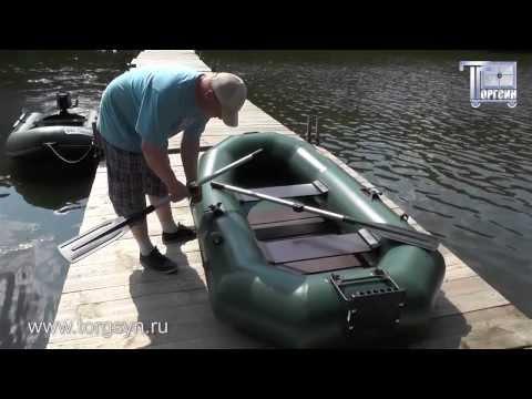 разборка и сборка моторной надувной лодки