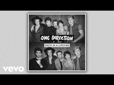One Direction - Once in a Lifetime (Audio)