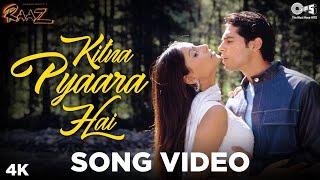 Kitna Pyaara Hai - Video Song | Raaz | Bipasha Basu & Dino Morea | Alka Yagnik & Udit Narayan