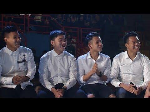 Thử tài đoán tên các tuyển thủ U23 vietnam của ông Park Hang-seo | từ những tấm ảnh hồi nhỏ |.