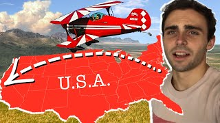 I Bought a Tiny Airplane and Flew it Across the Country