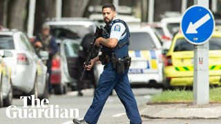 Mass shooting at two Christchurch mosques