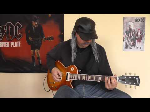 U.D.O. - 24/7 cover by RhythmGuitarX