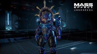 "Mass Effect: Andromeda - APEX Küldetés Brief 01: ""Drack's Missing Scouts"""