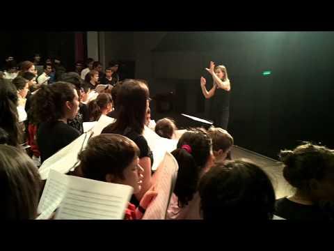 Coro del Bicentenario + Coros del NEA - Gira 2011 (Chaco) / Son montuno TAKE 2