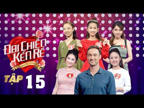 Đại Chiến Kén Rể|Tập 15:Soái ca Tây hài hước giỏi tiếng Việt đối đáp khiến Trấn Thành phải