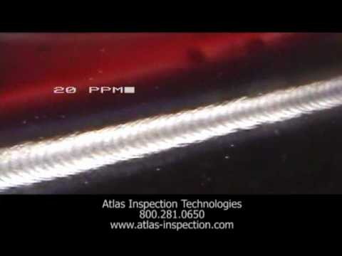 High Purity Weld Inspection 20ppm (part 1 of 3)