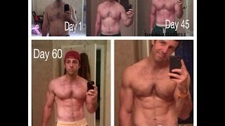 Insanity 90 day transformation! Life Changing!