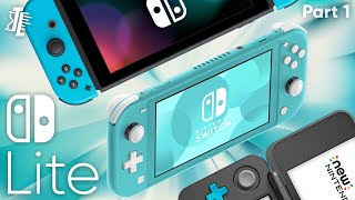The Pros and Cons of Nintendo Switch Lite! - Everything you NEED to know Part 1