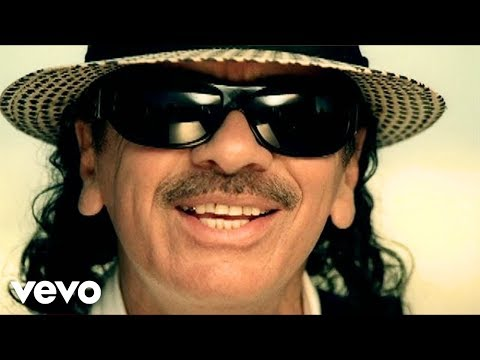 Santana - Into The Night (Video) ft. Chad Kroeger