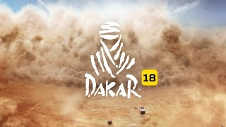 DAKAR 18 - Trailer in computer grafica