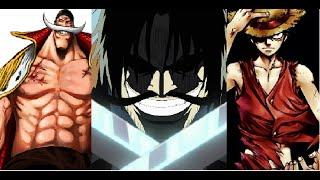 [Top Khám Phá] Top 10 nhân vật ấn tượng và mạnh nhất One Piece