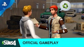 The Sims 4 Eco Lifestyle - Official Gameplay Trailer | PS4