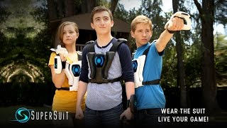 SuperSuit - Live Your Game