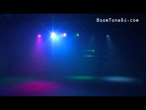 Vidéo Moving Wash 5x15 SPEED - BoomTone DJ