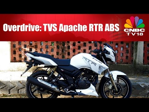 TVS Apache RTR ABS - Overdrive