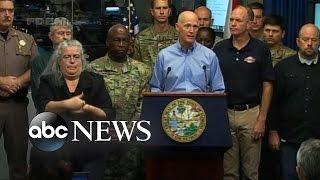 Deadly Hurricane Matthew Takes Aim at Florida
