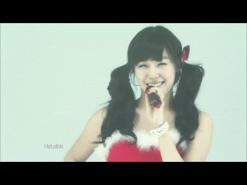 【TVPP】SNSD - Santa Baby, 소녀시대 - Santa Baby @ 2009 Korean Music Festival
