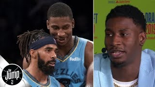 Jaren Jackson Jr. on Mike Conley Jr. trade: 'I'm sad to see Mike go, I can't hide that'   The Jump