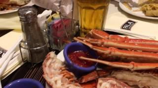 Đi ăn Tôm Hùm và Cua buffet ( lobster buffet at Pala Casino)