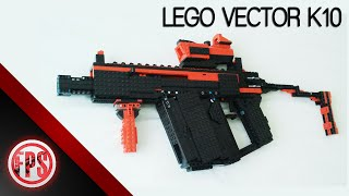 Lego Vector K10 [REUPLOAD]