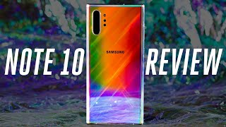Galaxy Note 10 Plus review: the luxury phone