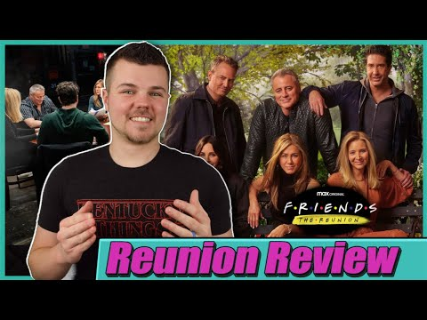 Friends Reunion Review (HBO Max)   The One Where They Get Back Together