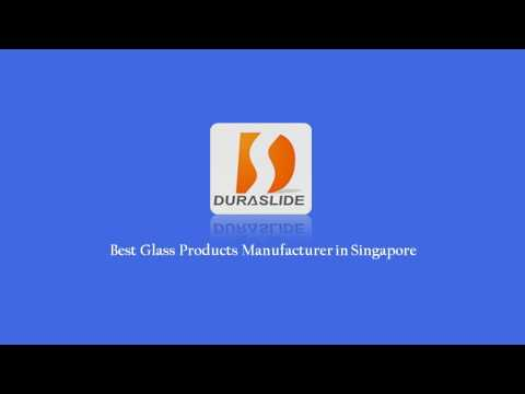 Glass Product Manufacturer in Singapore