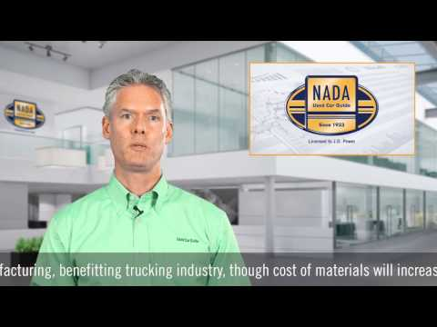 Learn how the used commercial truck market performed this past month from Chris Visser, senior commercial truck analyst.