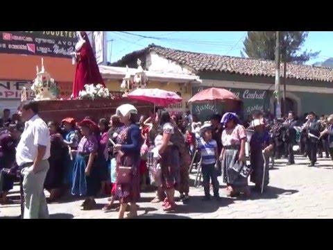 VIDEO HD SEMANA SANTA 2016 SAN JUAN OSTUNCALCO