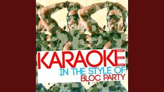 The Prayer (Karaoke Version)