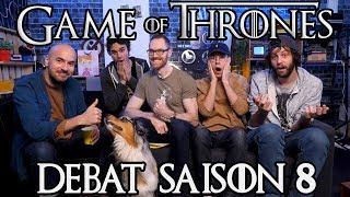 Game of Thrones : débat détente ! Kyan Khojandi, Seb la Frite et Studio Vrac !