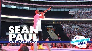 Sean Paul - 'Got To Luv You'  (Live At Capital's Summertime Ball 2017)