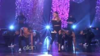 "Ariana   Grande Performs ""Problem"" on Ellen"
