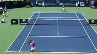 [HL] Ana Ivanovic v. Jelena Jankovic 2007 Los Angeles [SF]